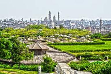 Al Azhar Park Cairo Tour Egypt Trip Guided Excursion