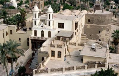 Hanging Church Coptic Cairo  Tour