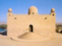 Agha Khan Mausoleum Aswan Nile Cruise Egypt Guided Tours