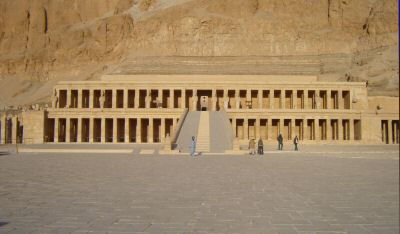 Hatshepsut Temple Luxor  West Bank Tour Egypt Guided Trip