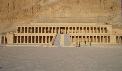 Hatshepsut Temple  Luxor Tour