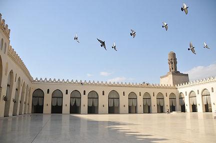 Al Hakim Mosque  Islamic Cairo Tour