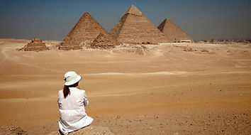 Giza pyramids tour