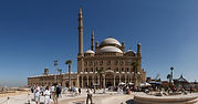 Alabaster mosque Cairo