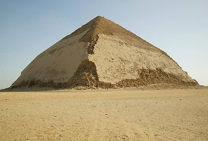 Bent Pyramid Dahshur Tour Egypt Holiday