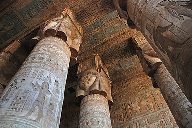Dendera Temple Nile Cruise Egypt Holiday