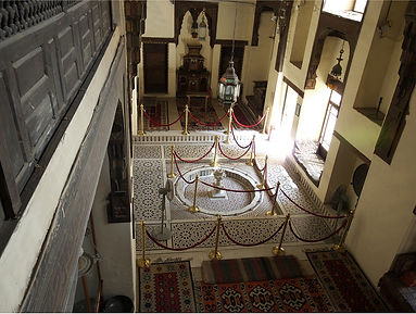 Gayer Anderson Museum Cairo Egypt Tour
