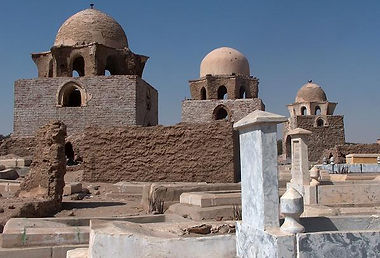 Aswan Fatimid Tombs Aswan Sightseeing  Egypt Holiday