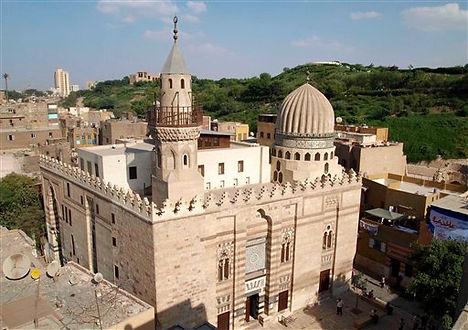 Silahdar Mosque Islamic Cairo Tour Egypt Holiday