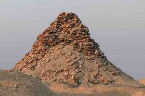 pyramid of khendjer Egypt Guided Tour