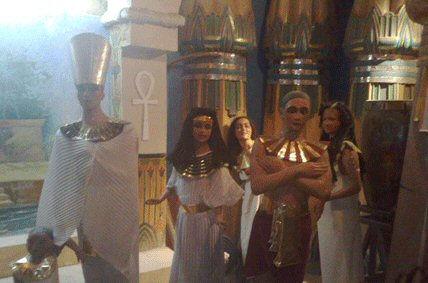 Helwan Wax Museum Cairo Day Tour Egypt