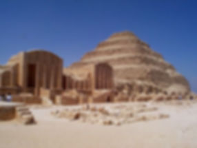 Step Pyramid  Saqqara Tour