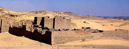 The Monastery of St. Simeon Aswan Guided Tours Egypt Nile Cruise