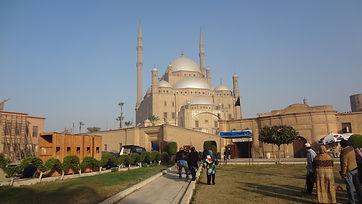 tour del Cairo islamico y el castillio de Saladino