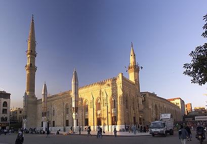 Hussein Mosque Islamic Cairo Tour Egypt Excursion