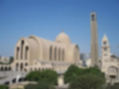St.Mark Coptic Orthodox Cathedral  Cairo Coptic Tour