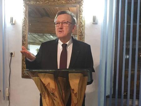 Siegfried Bauer zum 18. Ehrenbürger des Marktes Kallmünz ernannt.