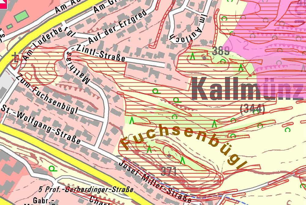 Quelle: LfU Bayern: FIS-Natur