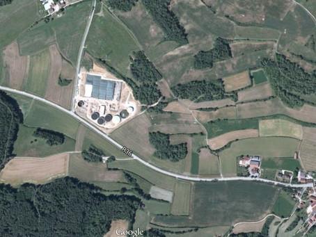 Erweiterung Gewerbegebiet Eich geplant