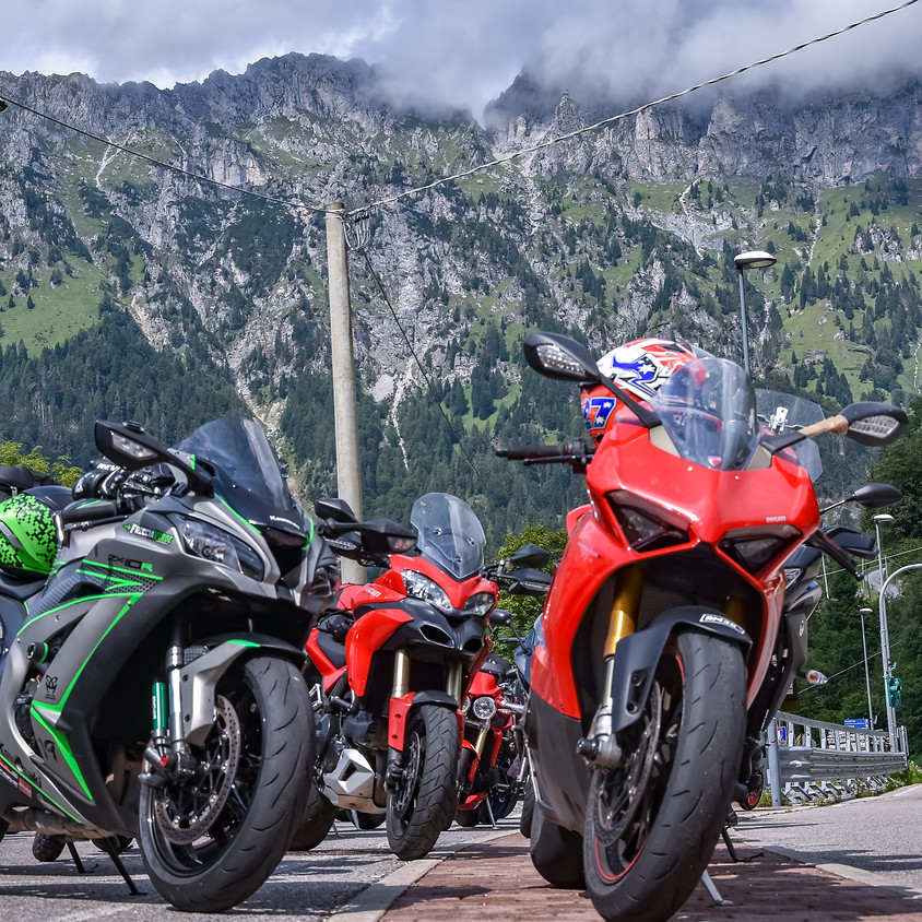 MotoTour Dolomiti 2020 (PRIMA SET. AGO.)