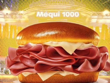 """McDonald's revela o mistério por trás do """"Sanduíche a cara de SAMPA"""""""