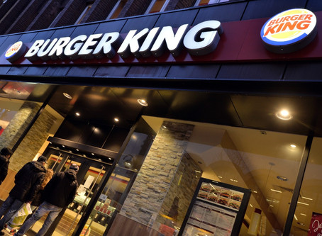 Burger King doará parte do seu faturamento para o SUS