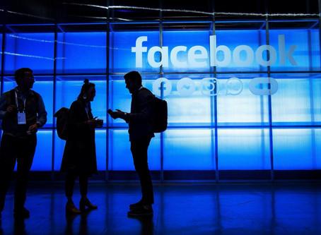 Facebook afirma doação de US$ 100 milhões para pequenas empresas