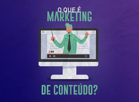 O que é marketing de conteúdo e como produzir conteúdos de sucesso