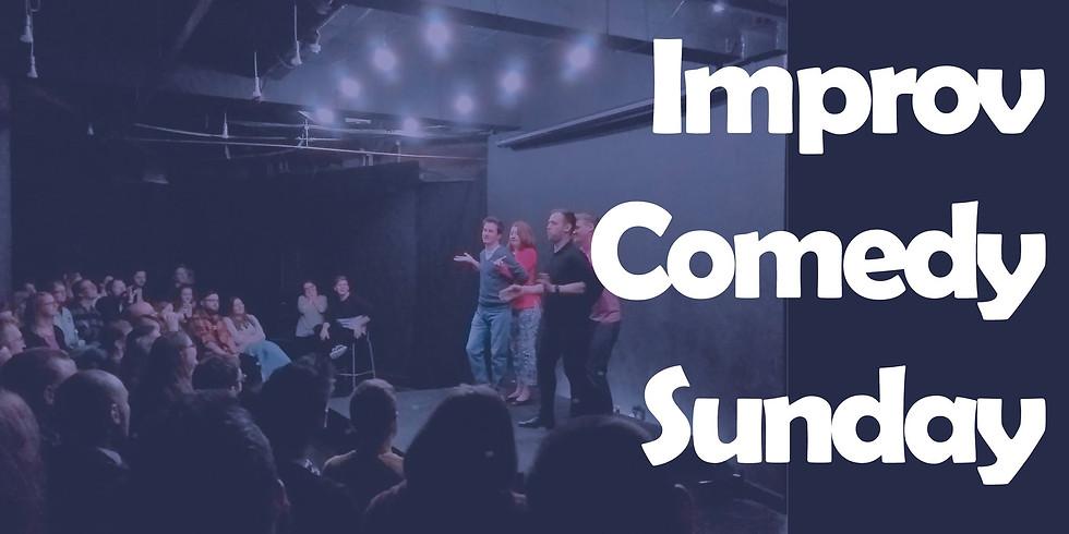 Improv Comedy Sunday