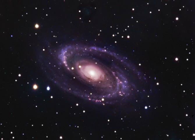 M81, Bode's Galaxy