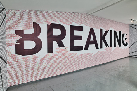 Robert Good, 'Breaking', 2019