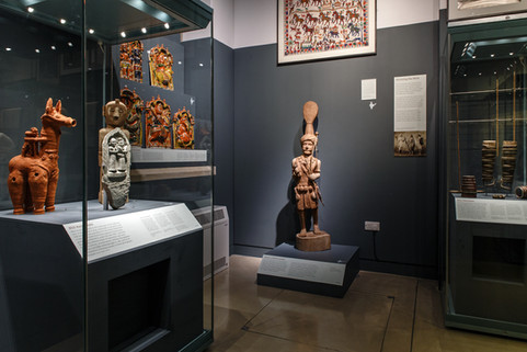 Another India: Explorations and Expressions of Indigenous South Asia, Museum of Archaeology and Anthropology, University of Cambridge, 2017