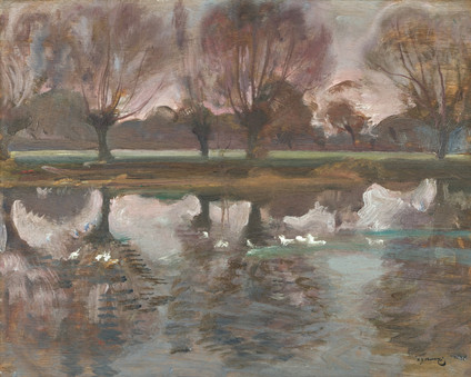 The Stour at Dedham (for Sotheby's)