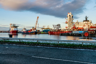 Port of Leith