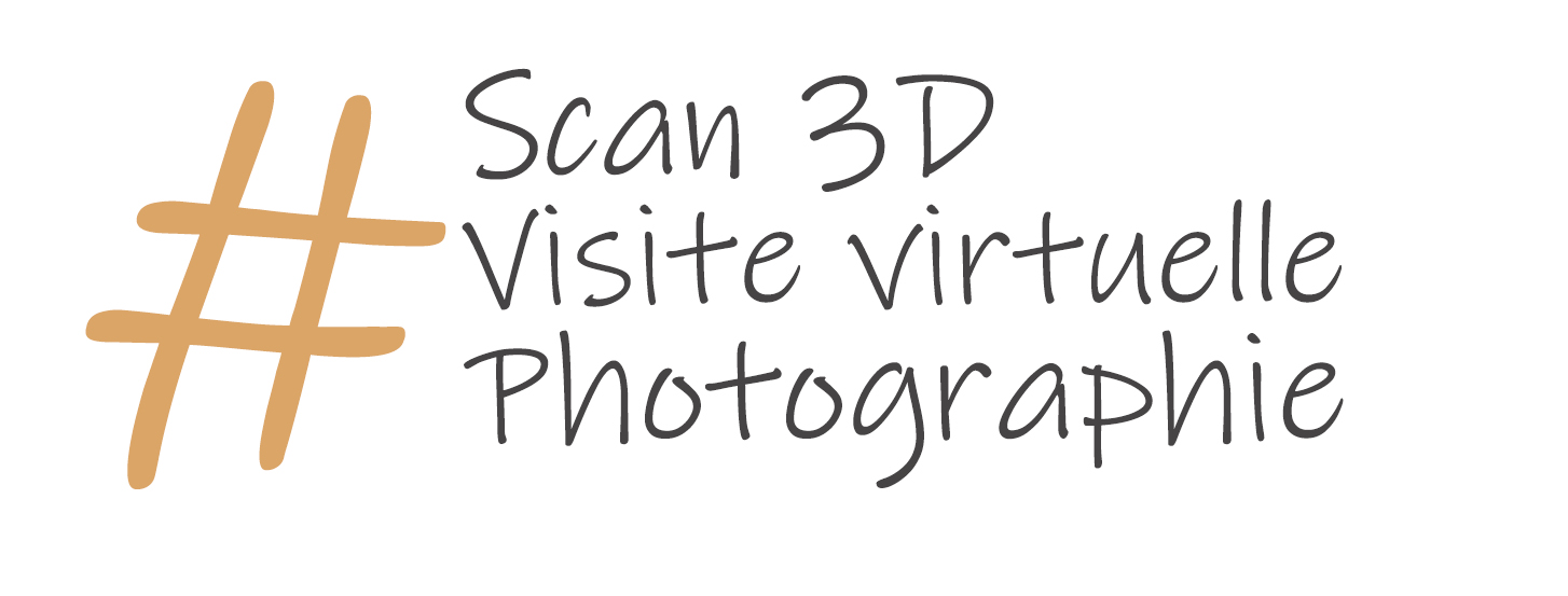 scan 3d photo visite virtuelle