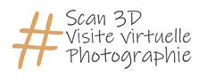 scan 3d photo visite virtuelle