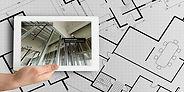 plan agence vz scan releve batiment immobilier
