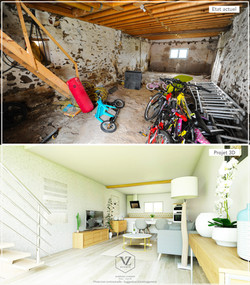 HOME STAGING VIRTUEL IMMOBILIER