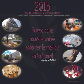 Belle année 2015 by VZ !