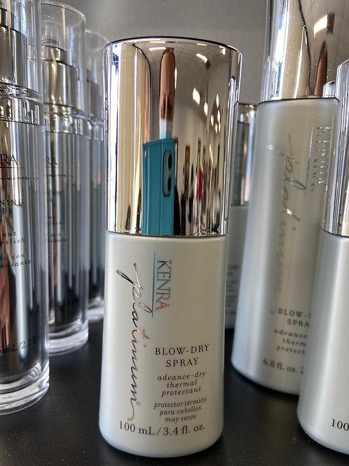 Kenra  Platinum Blow Dry Spray 3.4oz