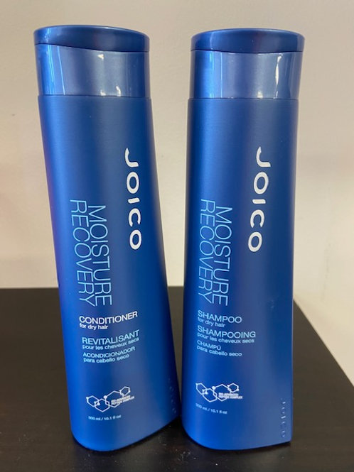 Joico Moisture Recovery Conditioner and Conditioner Duo 10.1 oz