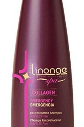 Linange Collagen Emergency Reconstruction Shampoo 33.8 oz 1000ml