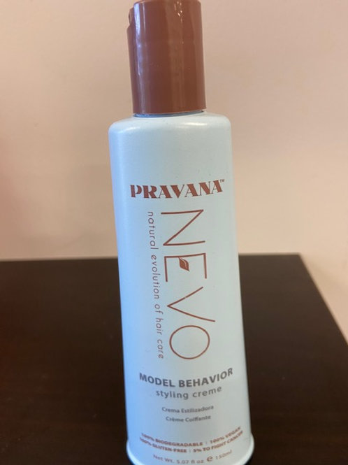 PRAVANA NEVO Model Behavior Styling Creme 5.06oz