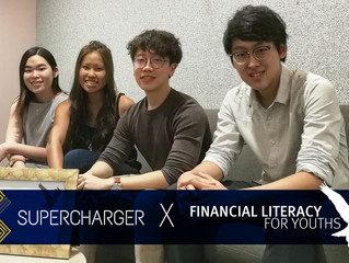 SuperCharger Kuala Lumpur Academy is Proud to Announce our Partnership with Financial Literacy for Y