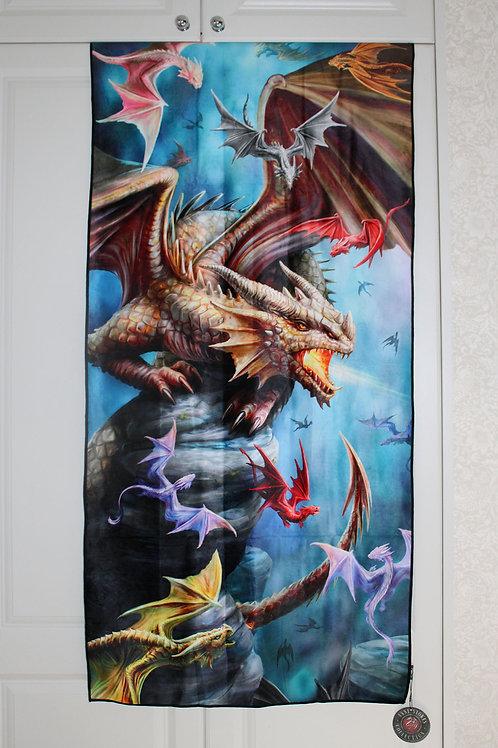 Dragon Clan Towel   Anne Stokes