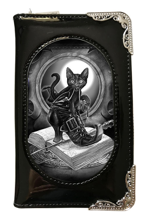 Alchemy 'Midnight Mischief' Purse - 3D Lenticular