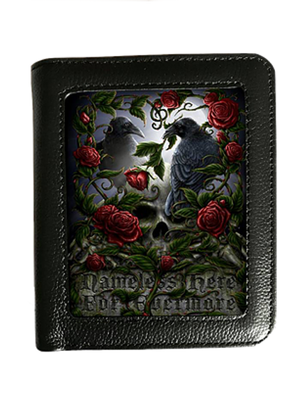 Sorrow Of The Lost - 3D Lenticular Wallet