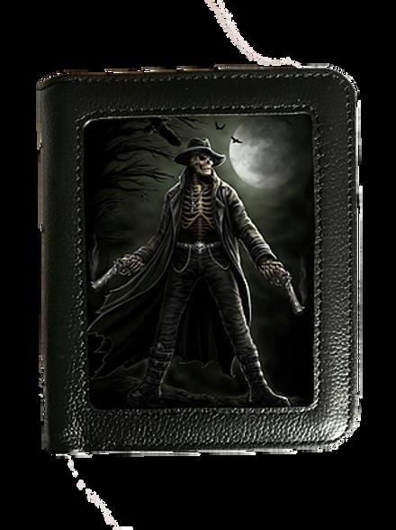 Gunslinger - 3D Lenticular Wallet