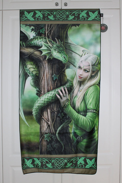 Kindred Spirits Towel | Anne Stokes