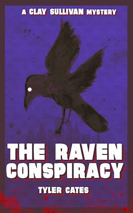 Raven Conspiracy Cover ebook Design (1).